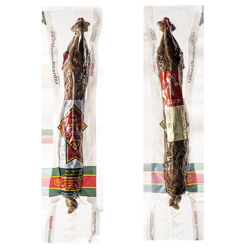 jamones-enrique-castano-Chorizo-Iberico-Bellota