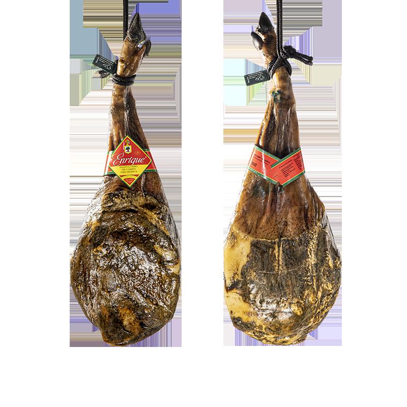 jamones-enrique-castano-Paleta-cebo-de-campo-100-iberico